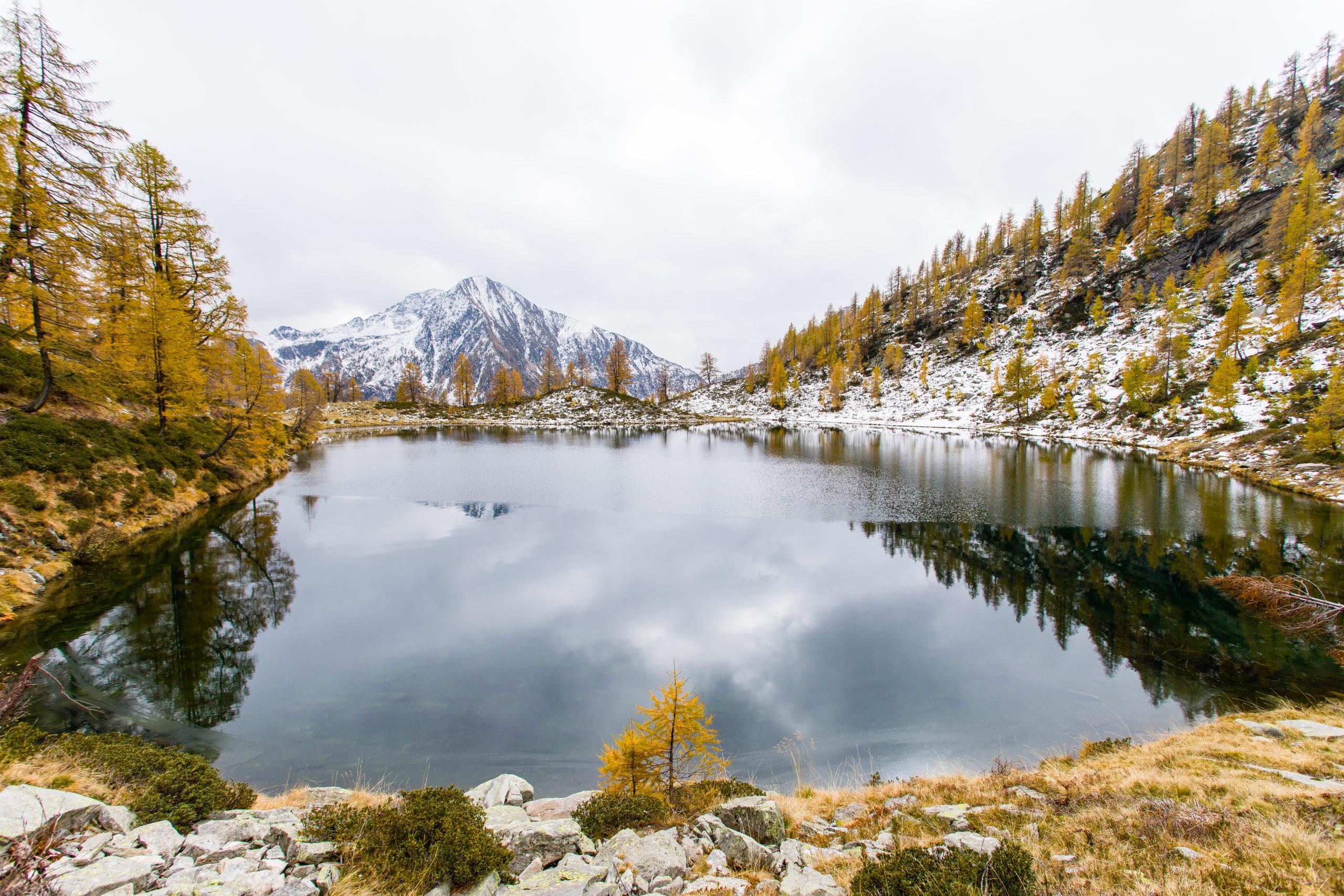 Escursione al Lago dei Pozzoi in Val di Campo      19 Ottobre 2020