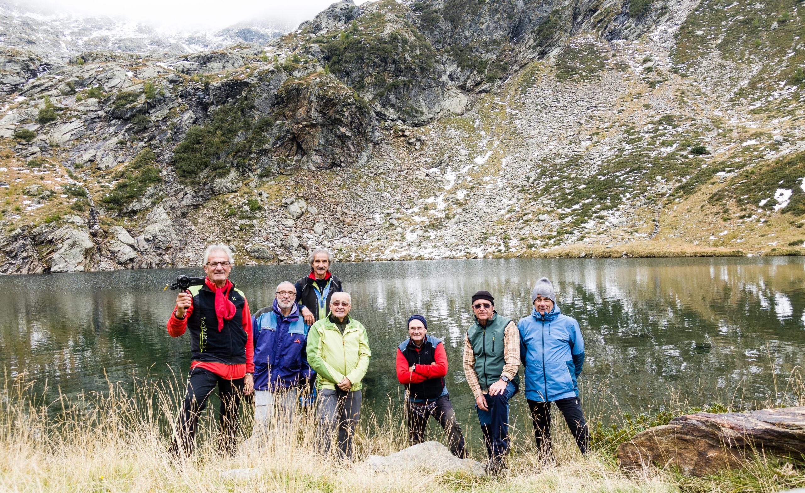 Val Calanca Lago Trescolmen 10 Ottobre 2020