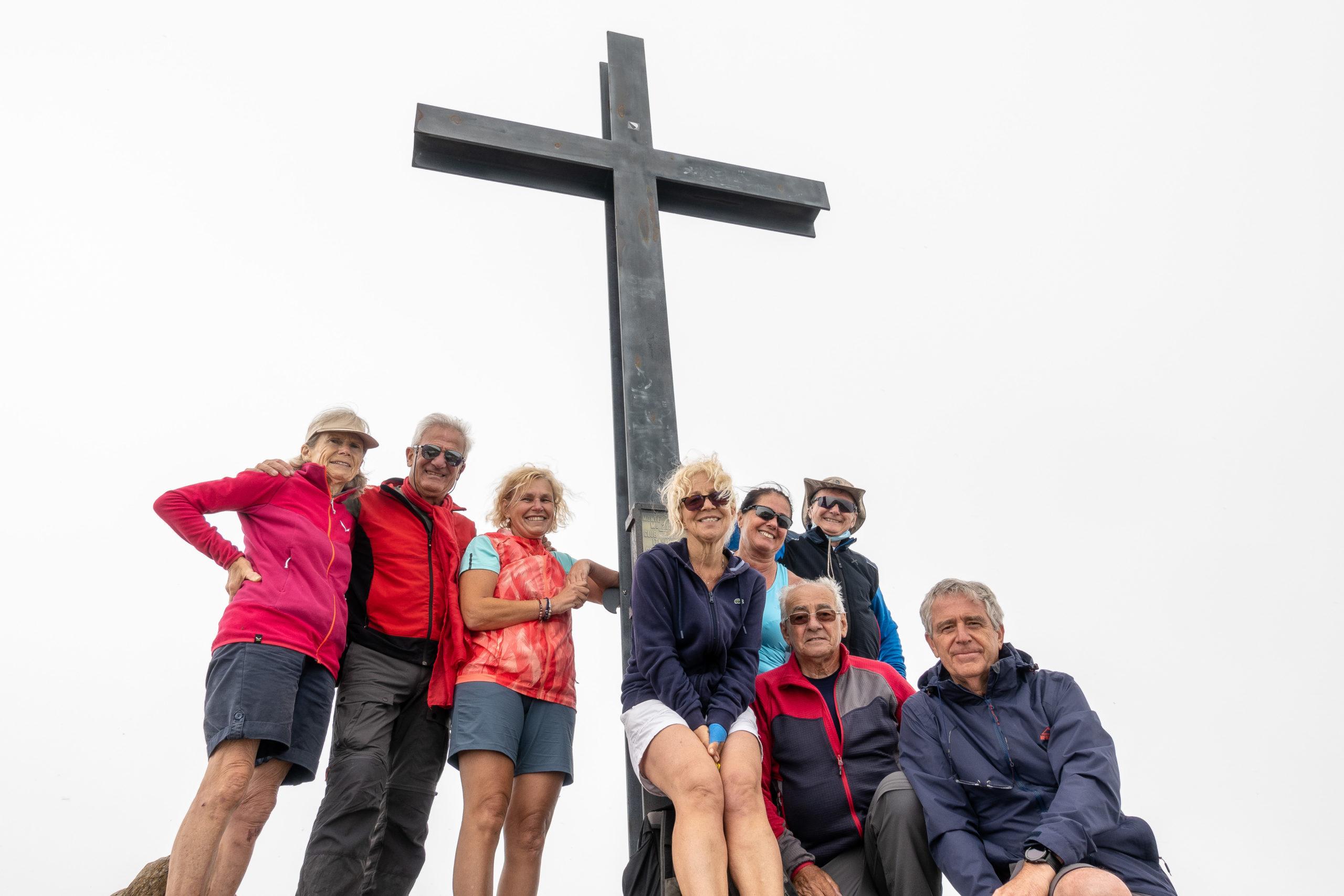 Monte Zeda 24 giugno 2021