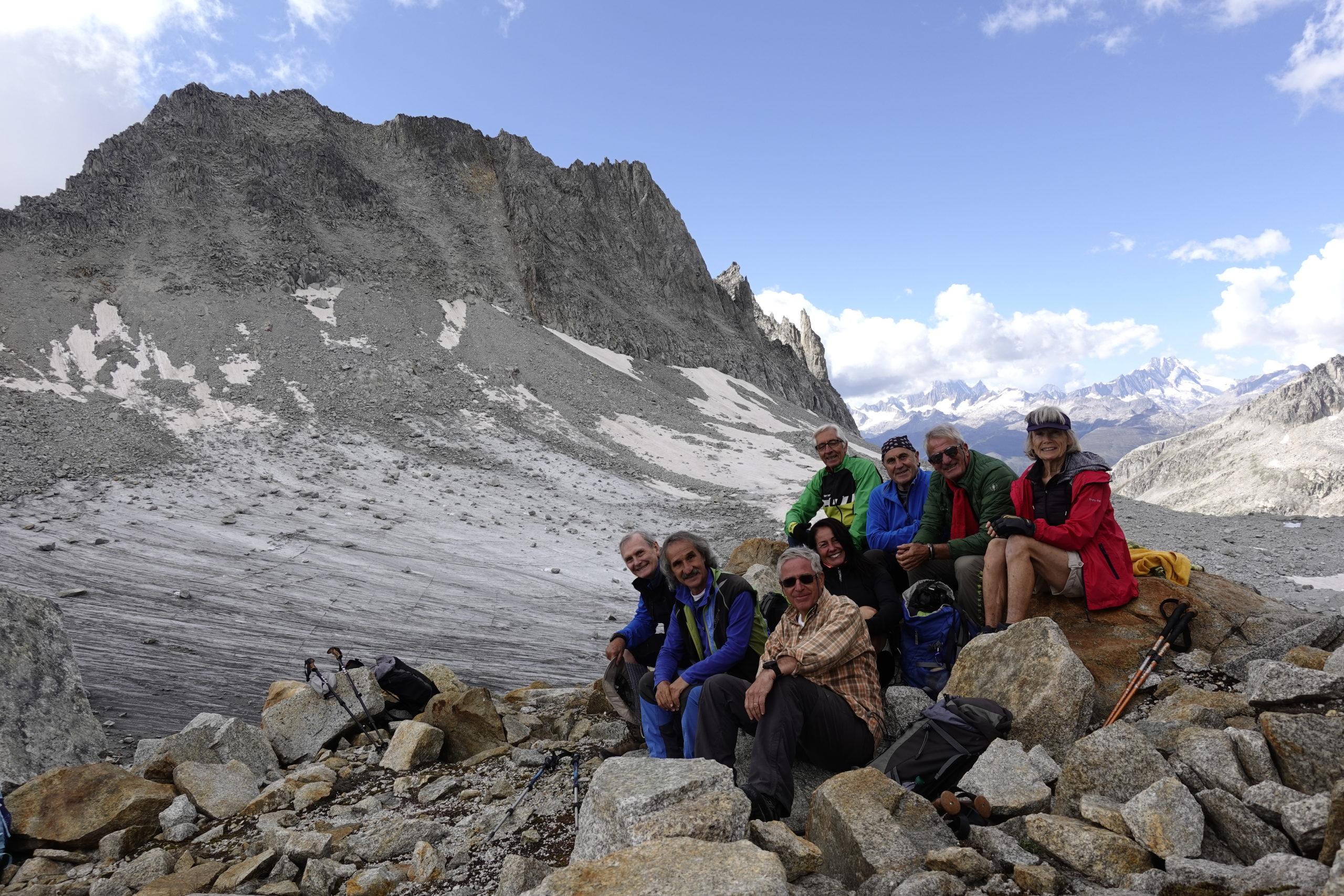 Val Bedretto Passo di Rotondo 6 Settembre 2021