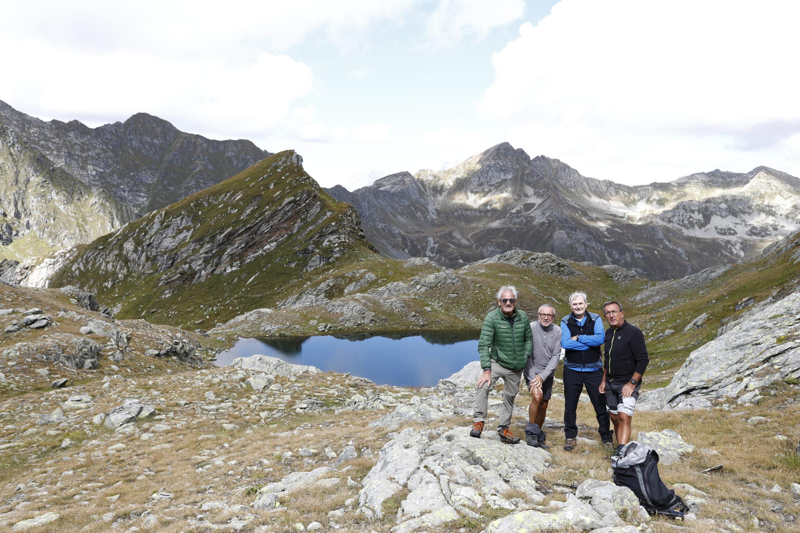 Val Antrona Laghi di Pianei 17 Settembre 2021