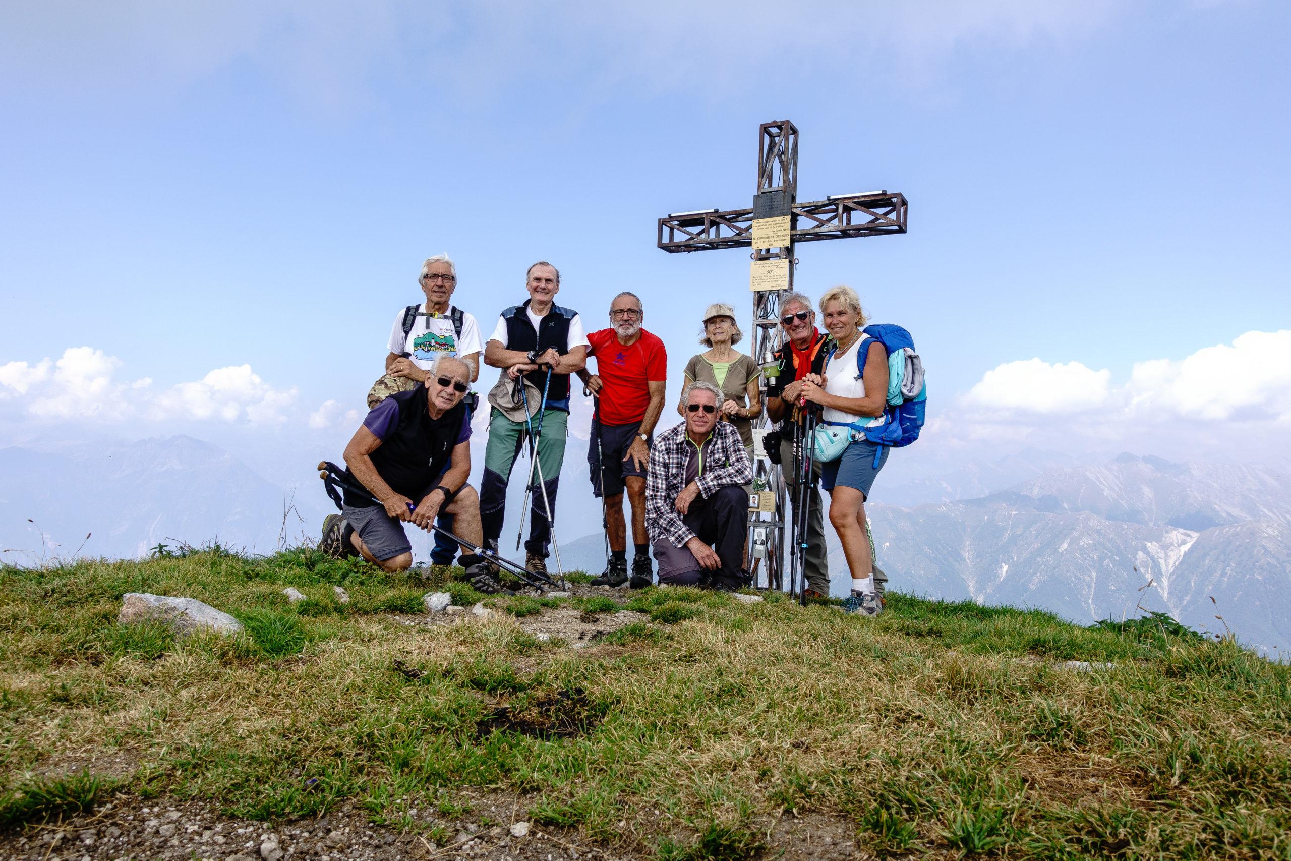 Val Loana Pizzo Ragno 13 Settembre 2021