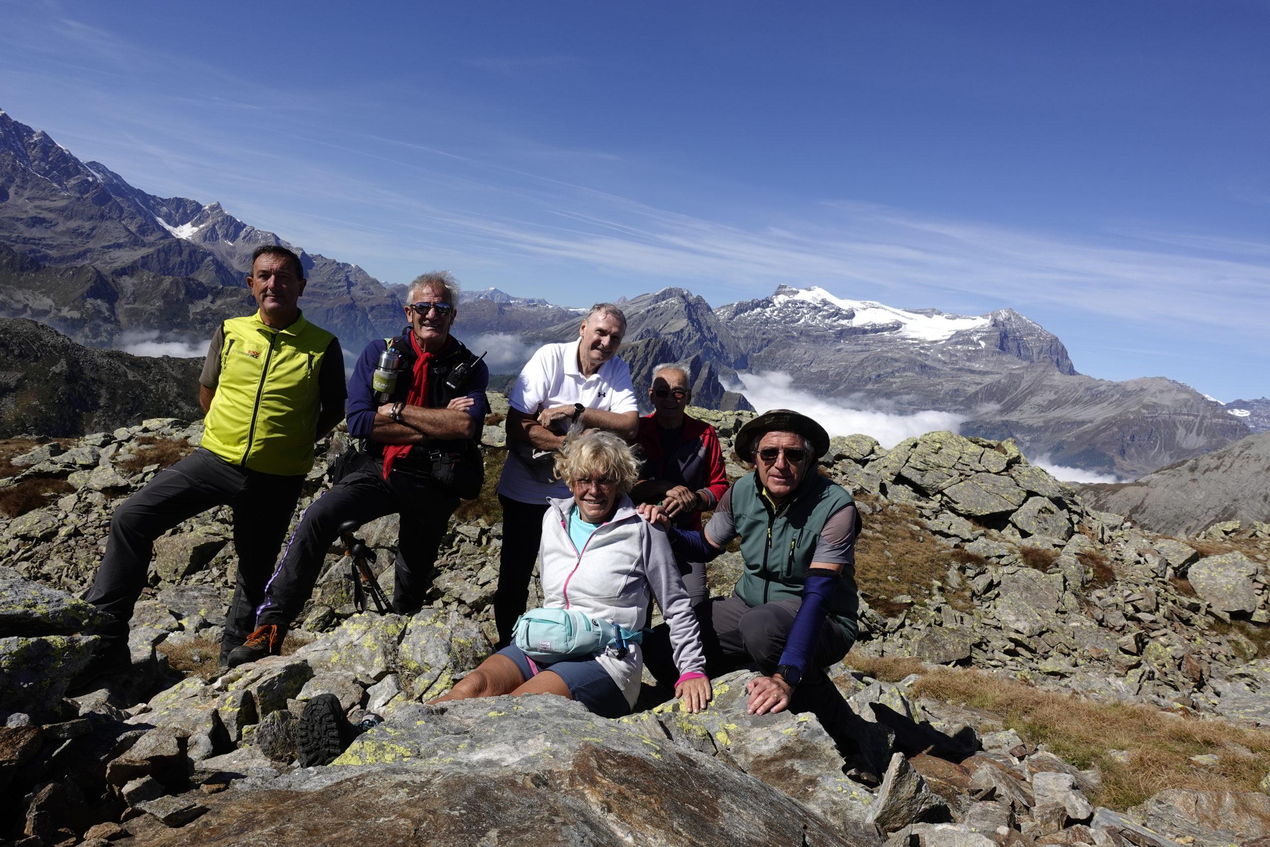 Due giorni al Gattascosa in Val Bognanco 23 – 24 Settembre 2021