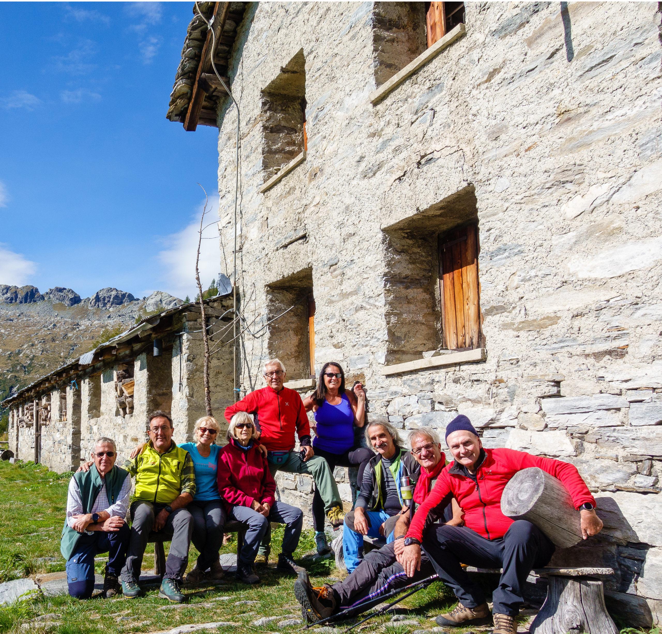 Val Vergeletto Bocchetta di Doia 7 Ottobre 2021